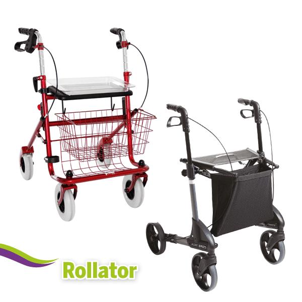 Categorie Rollator