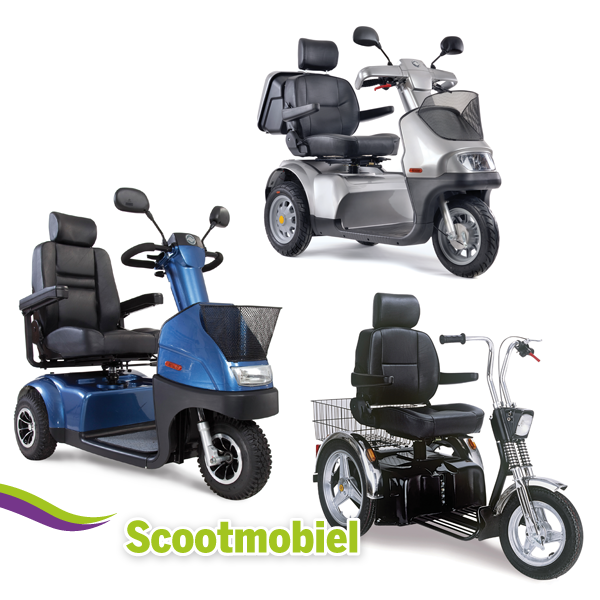 Viaerwin Categorie Scootmobiel