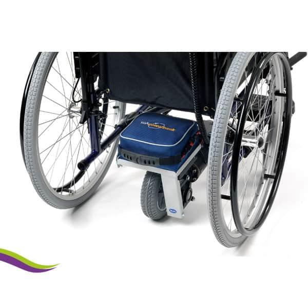 Powerpack Standaard enkel wiel