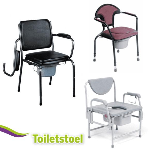 Viaerwin Categorie Toiletstoel