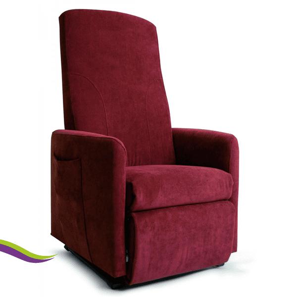 Bellino sta-op fauteuil