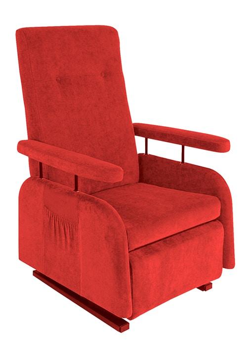 Heavy sta-op fauteuil